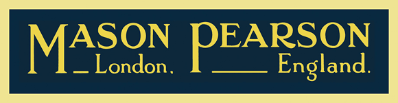 Mason Peasron London Logo